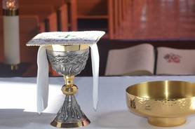 Holy Eucharist Times and Readings