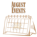 Virtual Events for August