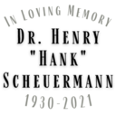Obituary for Dr. Henry
