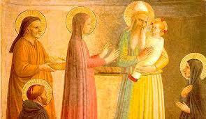 Presentation of the Lord & Candlemas