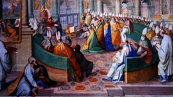 November 8: The Nicene Creed and the Church's Authority to Teach