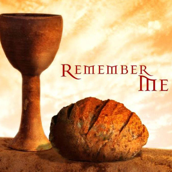 March 29: The Eucharist