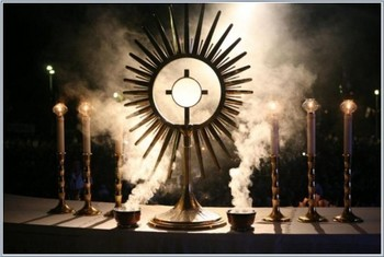 40 Hours Devotion for Corpus Christi