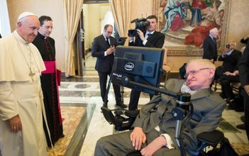 19th Sunday: Stephen Hawking, God and gravity