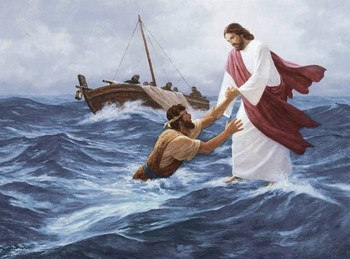 19th Sunday In Ordinary Time: Courage! Do Not Be Afraid.