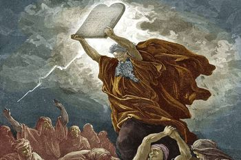Week 5: The Ten Commandments of God