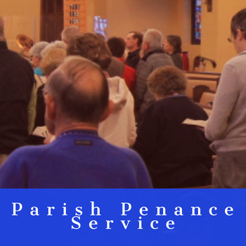 St. Mark Penance Service