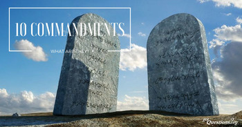 Week 5: The Ten Commandments