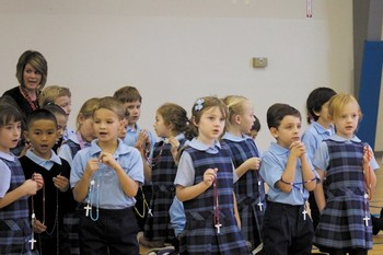 Scholarship Program for Catholic School Students