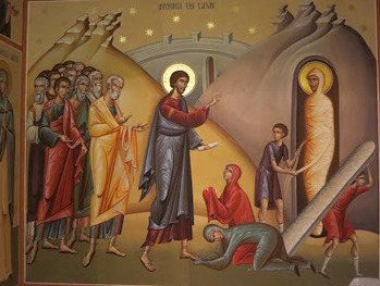 Fifth Sunday of Lent: Mercy and Eternal Life