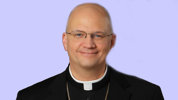 Bishop Weisenburger requests your help
