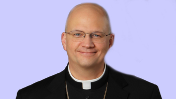 Bishop Edward Weisenburger on the Pennsylvania abuse crisis and Cardinal McCarrick