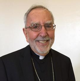 Bishop Kicanas appointed the administrator of the Diocese of Las Cruces, NM