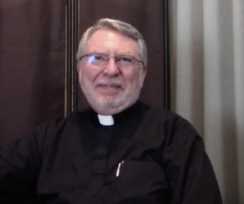 Fr. Jay Jensen, a convert to Catholicism, travel consultant and former Christian ordained minister