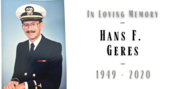 Obituary for Hans F. Geres