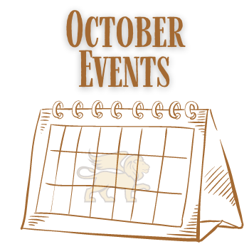 Virtual Events for October