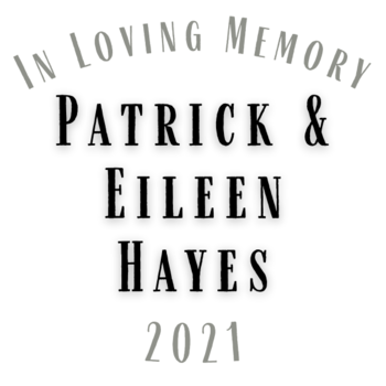 Obituary for Patrick Joseph Hayes Jr. and Eileen Francis Hayes