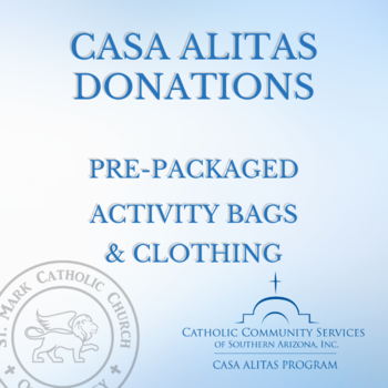 Casa Alitas Collection - July 19th through July 29th