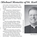 Father Michael Monette in Hudson-Litchfield News