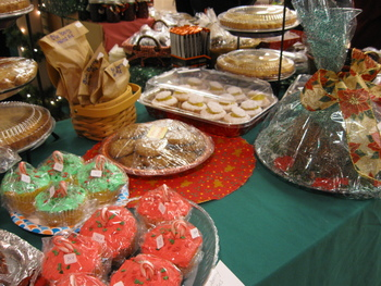 Christmas Bazaar and Penny Sale, November 11th and 12th