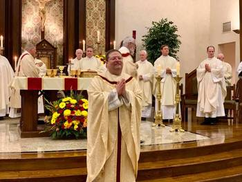 Installation Mass in Hudson-Litchfield News
