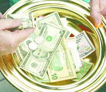 Parishioners: Sign Up for Online Giving