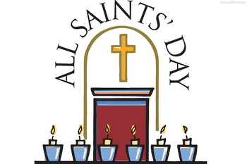 All Saint Day Mass - Evening Mass