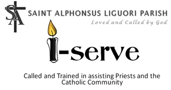 Altar Server Training - FAMILIES, SIBLINGS, STUDENTS