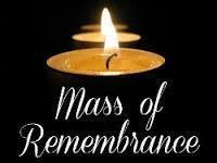 Mass of Remembrance & Reception Afterwards