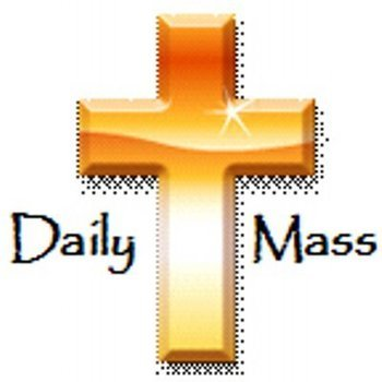 Daily Mass- 8:15 am Fridays (School is not in session)