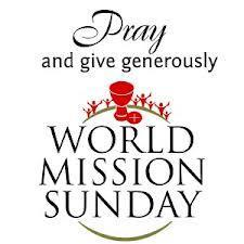 Collection: World Mission Sunday