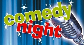 Comedy Night: SAVE THE DATE