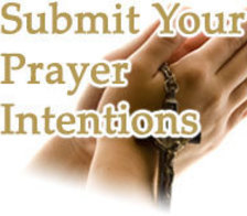 Bulletin Mass Intention Deadline
