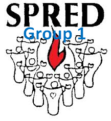SPRED - Group 1 Friends