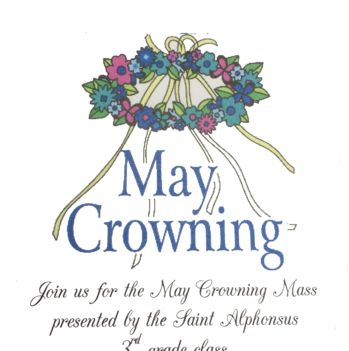 MAY CROWNING - During Daily Mass