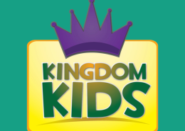 Kingdom Kids (ages 3 - 3rd grade) - 8:30 am Mass