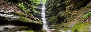 Starved Rock hiking trip