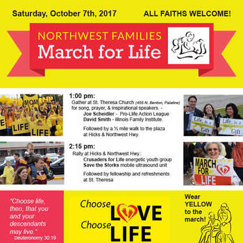 AHG: Palatine March for LIFE