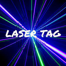 Spring Break Laser Tag Fun!