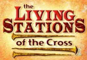 Living Stations of the Cross - School Students