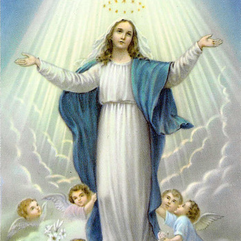Mass of the Assumption - Holy Day of Obligation