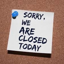 LABOR DAY - OFFICES & SCHOOL CLOSED