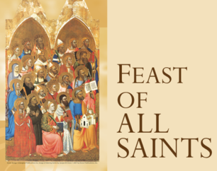 All Saints Mass - 7:00 pm
