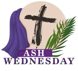Ash Wednesday Service - Ash Distribution Only