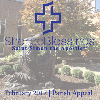 Shared Blessings Appeal Commitment Sunday