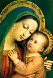 A Marian Retreat--Getting to Know Your Spiritual Mother