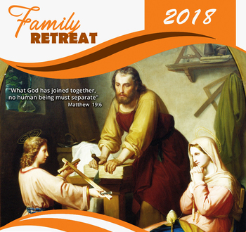 Family Retreat August 4th &5th (Saturday & Sunday) from 9am to 6pm