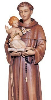Adoration, Rosary, Holy Mass, and Novena of St Antony