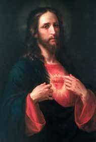 New Year & First Friday Service - Devotion to the Sacred Heart