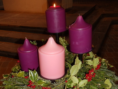 Welcome to Advent! The Prior's Advent Message